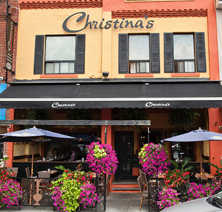 Christina's on the Danforth